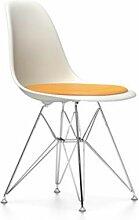 Vitra Eames DSR Stuhl Mit Sitzkissen (b) 46.5 X