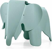 Vitra Eames Elephant Kinderhocker grau, Designer
