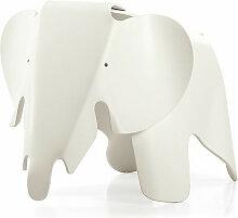 Vitra Eames Elephant Kinderhocker weiß, Designer