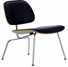 Vitra Eames LCM Leather Loungestuhl