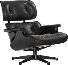 Vitra Eames Lounge Chair Sessel Schwarz (b) 84.00