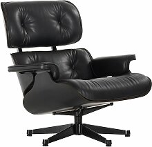 Vitra Eames Lounge Chair Sessel Schwarz (b) 84 X