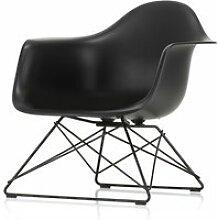 Vitra - Eames Plastic Armchair LAR, basic dark /