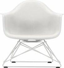 Vitra - Eames Plastic Armchair LAR, weiß / weiß