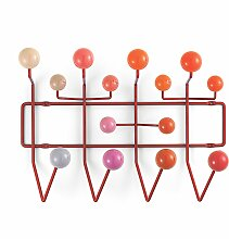 Vitra Hang It All Garderobe Rot