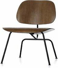 Vitra - Plywood Group LCM, Nussbaum / schwarz