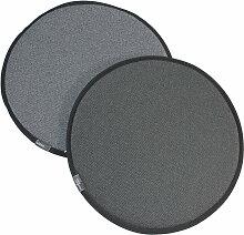 Vitra - Seat Dots sitzauflage, nero crèmeweiss /