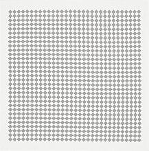 Vitra Square Checker Tischdecke Grau