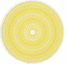 Vitra -Tischdecke Geometric, senf