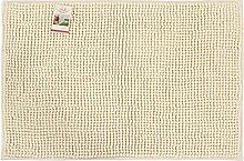 Viva Acqua Teppich Polyester Pearl 45 x 70 x 0,32