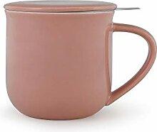 VIVA scandinavia Porzellan Tee-Tasse mit Teesieb