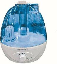 VIVAMAX GYVH20 Luftbefeuchter, Verdampfer, blau,