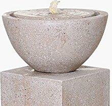 Vivanno Brunnenschale Brunnen Zimmerbrunnen rund