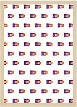 Vivarti Ahorn Fabre Bilderrahmen, 60 x 80 cm,