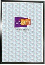 Vivarti Bilderrahmen, 60 x 80 cm, Mattschwarz