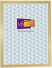 Vivarti Bilderrahmen, Eichenholz, Format A1, 59,4
