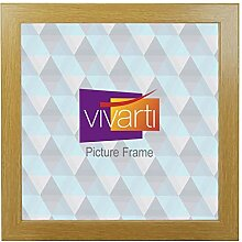 Vivarti Eiche Farbe Bilderrahmen, 50 x 50 cm