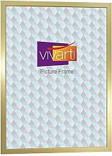 Vivarti Goldfarben Bilderrahmen, 60 x 80 cm