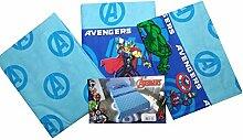 Vivi Haus Bettwäsche Avengers Einzelbett Disney