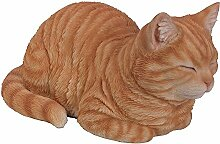 Vivid Arts Blumentopf PAL Range–Dreaming Katze Ginger