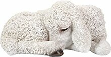 Vivid arts- Farm Pet pals- weiß Sleeping Lamb (Größe B)