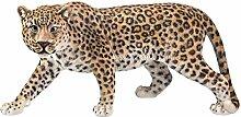 Vivid Arts Leopard eine Größe, orange