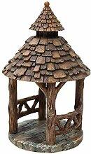Vivid Arts Miniature World Holzpavillon Feengarten