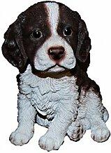 Vivid Arts Pet Pals–Springer Spaniel Puppy braun/weiß