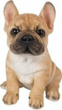 Vivid Arts Pet Pals Goldener Französischer Bulldoggen-Welpe
