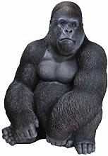 Vivid Arts Pflanzen-Pal-Reihe–sitzender Gorilla