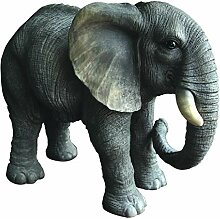 Vivid Arts Real Life Elefant, extra groß,