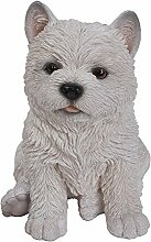 Vivid Arts Real Life West Highland Terrier