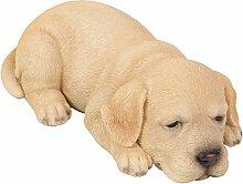 Vivid arts- Sleeping Pet pals- Golden Labrador Welpe