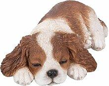 Vivid arts- Sleeping Pet pals- King Charles Pup