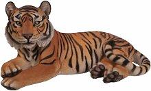 Vivid Arts Tiger, Kunstharz Gartendeko