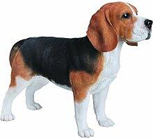 Vivid Arts XRL-BEAG-A Beagle Hund, Kunstharz