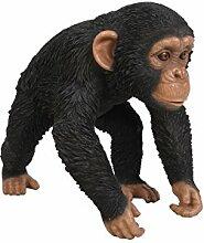 Vivid Arts XRL-CHM7-D Schimpansen-Baby, laufend,