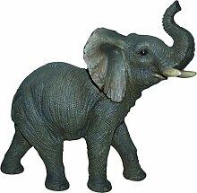 Vivid Arts XRL-ELPH-DM Elefant, Kunstharz