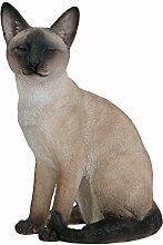 Vivid Arts XRL-SIAM-B Siamkatze Katze, sitzend,