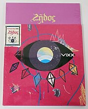 VIXX – Zelos (5. Einzelalbum) CD + Fotobuch +