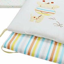 VKTY Baby Nestchen Kissen für Babybett,