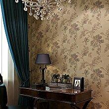 Vlies American ländlichen Gray Lady im Retro Wohnzimmer Schlafzimmer Farbe Tapete Hintergrund Wand Papier bizhi 12th