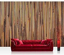 Vlies Fototapete 200x140 cm - Top ! PREMIUM PLUS Foto Tapete ! Wandbilder XXL Wandbild Bild Fototapeten Tapeten Wandtapete Wanddeko Wand Bambus Wald Dschungel - no. 173