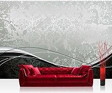 Vlies Fototapete 300x210 cm PREMIUM PLUS Wand Foto Tapete Wand Bild Vliestapete - BAROQUE ORNAMENTS - Ornamente Schwung Schnörkel Barock Antik Ornament Design - no. 003