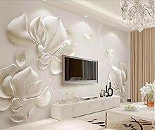 Vlies Fototapete 3D-Relief 250cm x 175cm Moderne