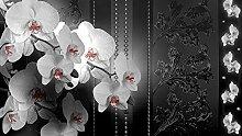 VLIES Fototapete-BLUMEN-368x254cm-8