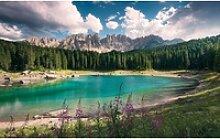 Vlies Fototapete Dolomitenjuwel