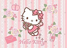 VLIES Fototapete-HELLO KITTY-254x184 cm-4