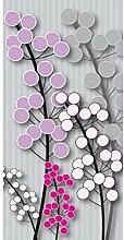 Vlies Fototapete PFLANZE 110 x 220 cm   Wandbilder XXL - Riesen Wandbild - Wand Dekoration - Vliestapete - Wandtapete   PREMIUM VLIES QUALITÄT