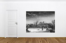 Vlies Fototapete Rembrandt - Alte Meister -